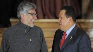 Presidente de Paraguay descartó que Hugo Chávez se encuentre en estado grave