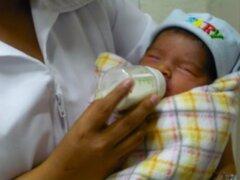 Bebé de un año es encontrado abandonado en localidad arequipeña de Socabaya