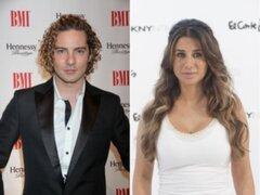 David Bisbal y su ex pareja Elena Tablada se reparten bienes