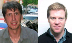 Talibanes liberan a periodistas franceses después de 18 meses de secuestro