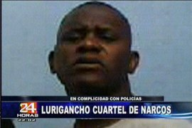 Mafia de narcotraficantes encabezada por un sudafricano opera en el penal de Lurigancho