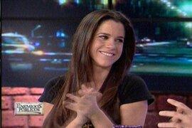 Vanesa Terkes fue entrevistada por Enemigos Públicos sobre su participación en el Gran Show