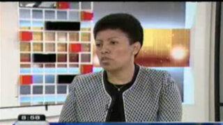 Martha Moyano: Keiko es una mujer preparada, corajuda y con las tetas bien puestas
