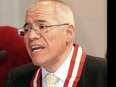 Presidente del PJ César San Martín asistirá a la instalación de la Corte de Sullana