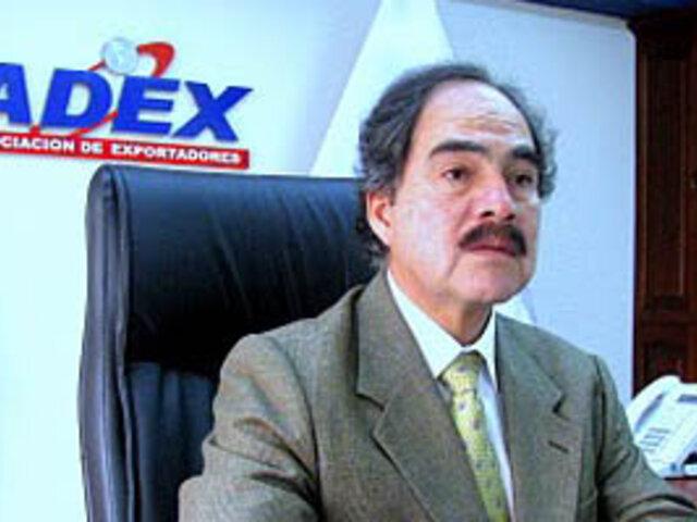 ADEX: Buen manejo económico explica elección de Humala como personaje del 2011