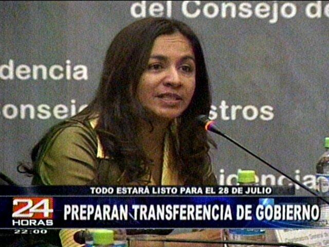 Gana Perú descartó la ejecución de cambios traumáticos en el gobierno de Ollanta Humala