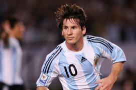 Seleccionados argentinos respaldan a Messi pese a las críticas