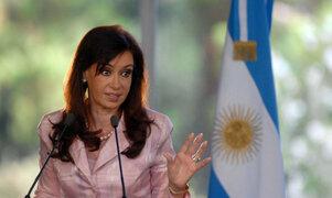 Presidenta Cristina Fernández critica a empresarios que no reinvierten en Argentina