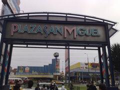 Plaza San Miguel proyecta ampliación para enero del 2012