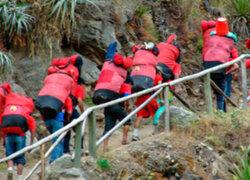 Debido a las lluvias cierran Camino Inca que conduce a Machu Picchu
