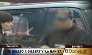 Testigo narra cómo fue el asalto contra Dilbert Aguilar en su vivienda de San Miguel