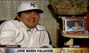 Chacalón Junior asegura que dejará los escándalos por el bien de la imagen de su padre