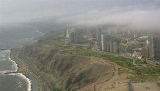 Pronostican que Lima amanecerá con neblinas y lloviznas