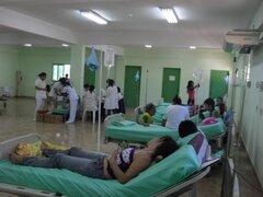Insn atiende diariamente a más de 200 niños por problemas respiratorios