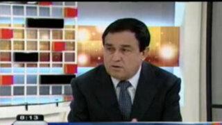 Freddy Otárola: Omar Chehade ya dio medio paso al costado