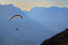 Áncash: continúa la búsqueda de parapentista francés en la Cordillera Blanca