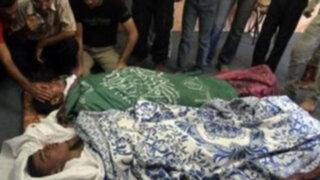 Mueren dos palestinos en la Franja de Gaza