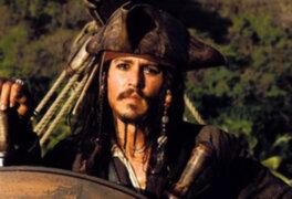 Cuarta película de Piratas del Caribe superó los mil millones de dólares en ingresos