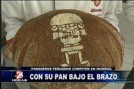 Selección peruana de panaderos se alista para el campeonato mundial en Francia