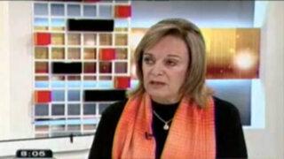 Luisa María Cuculiza: Hay que investigar, ataque a familia Reggiardo no es solo un asalto
