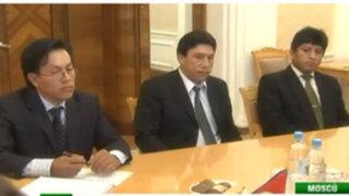 Video demuestra contundentemente que Alexis Humala habló a nombre del Perú