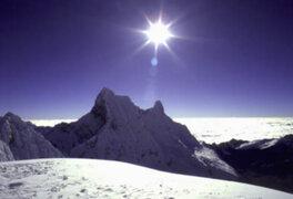 Tres Brigadas de rescate buscaran turista francés perdido en la Cordillera Blanca