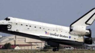 Deciden que el transbordador espacial Atlantis será lanzado este viernes pese al clima hostil