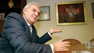 Javier Reátegui: Carlos Bruce se alineó nuevamente con la bancada de Perú Posible