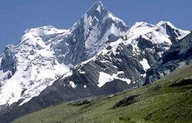 Se encontró el cuerpo sin vida del turista francés perdido en la Cordillera Blanca