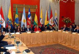 Unasur se reunirá en Lima el próximo 28 de julio por la juramentación del presidente Ollanta Humala