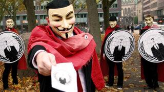 """Preparan un premio similar al Oscar para los llamados """"hacktivistas"""""""