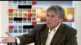 Aurelio Pastor comenta informe de Contraloría sobre corrupción en el gobierno aprista