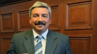 Congresista Beingolea pidió receso del pleno durante partido Brasil vs Croacia