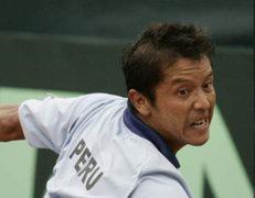 Perú y República Dominicana están igualados en la Copa Davis