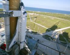 Transbordador espacial Atlantis despegó con éxito