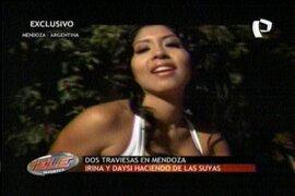 Las novias peruanas de la Copa América