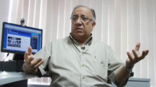 Tuesta Soldevilla opina sobre suspensión del jefe de la ONPE