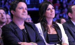 Alejandro Sanz y Raquel Perera felices por el nacimiento de su hijo Dylan