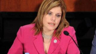 Mercedes Aráoz: Nuevos ministerios solo crearán más burocracia en el Estado