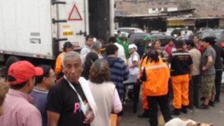 Ministerio de la Producción distribuye miles de kilos de Jurel en Lima y provincias