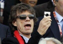 Mick Jagger continúa grabación de su nuevo disco con sus compañeros de la banda Super Heavy