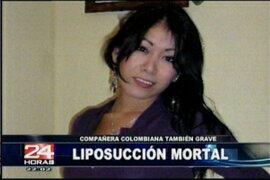 Mujer que se sometió a una liposucción falleció en un hostal de SJM