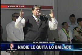 Presidente García: Todos saben que el cebiche, el pisco y la causa son peruanos
