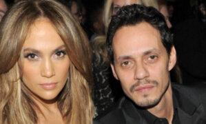 Jennifer Lopez estaría considerando volver con Marc Anthony