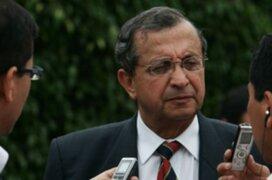 Ministro Mora: Antauro Humala no participó en forma directa del Andahuaylazo