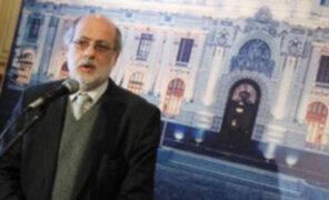 Daniel Abugattas: Realizar el pleno en Ica no obedece a un interés de figuretismo