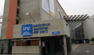 Biblioteca Nacional detectó la falta de 932 libros luego de cinco meses de inventario