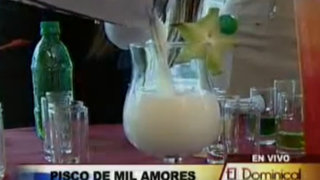 Aprende cómo preparar tragos en homenaje al equipo nacional de la Copa América