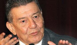 Próximo canciller Rafael Roncagliolo muestra su intención de fortalecer la integración regional