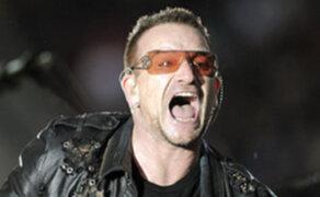 Festival de cine de Toronto se abrirá con un documental de U2